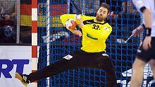 DHB-Team ist bei WM voll auf Kurs: Wolff ist überrascht, Reichmann schwächelt