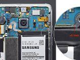 Samsungs Abschlussbericht: Galaxy Note 7 ohne Konstruktionsfehler?