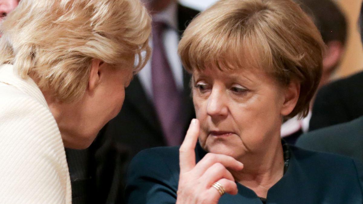 Interview mit Erika Steinbach   Merkel ist egal  was ihre Partei will