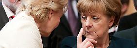 """Interview mit Erika Steinbach: """"Merkel ist egal, was ihre Partei will"""""""