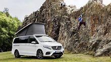 Marco Polo Horizon als goldene Mitte: Mercedes erweitert Van-Familie