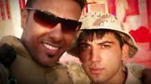 Gefährliche Liebe: Wie sich zwei Soldaten im Irakkrieg verliebten