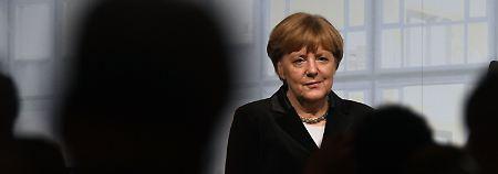 Stern-RTL-Wahltrend: Merkel so beliebt wie zuletzt im Sommer 2015