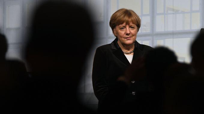 Angela Merkels Flüchtlingspolitik hat die Union gespalten.