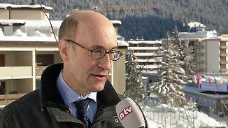 """US-Wirtschaftsprofessor Rogoff in Davos: Anwesenheit von Xi """"ist großes Statement der Chinesen"""""""