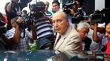 """""""Plan Condor"""" in Südamerika: Gericht verurteilt mehrere Ex-Diktatoren"""