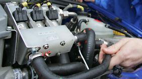 """Initiative """"Hydrogen Council"""": 13 Konzerne wollen Wasserstoff-Antrieb im Auto voranbringen"""