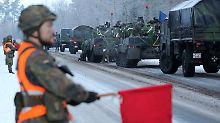 Mehr Milliarden für das Militär: Deutschland steigert Wehrausgaben deutlich