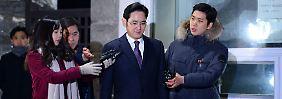 Gericht lehnt Haftbefehl ab: Samsung-Erbe Lee bleibt auf freiem Fuß