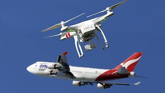 Entwurf von Verkehrsminister Dobrindt: Vorschriften für Nutzung von Drohnen werden strenger