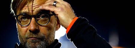 Coach verteidigt sich: Liverpools Klopp will kein Idiot sein