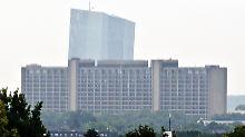 Bombenevakuierung in Frankfurt: Goldschatz der Bundesbank bleibt bewacht