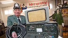 Jagd auf Temposünder: Radarfallen blitzen schon 60 Jahre