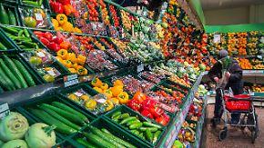 """Steigende Lebensmittelpreise: EZB hält deutsche Inflation für """"nicht überzeugend"""""""