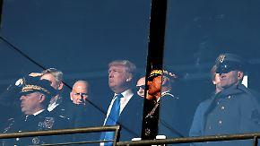 Eine Person, drei Ämter: Wie viel Macht hat Trump als US-Präsident?