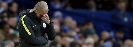 Manchester City in der Krise: Jesus könnte Guardiola retten