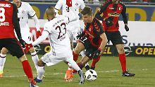 Mühsamer Rekordmeister-Sieg: Freiburg ärgert die Bayern - ein bisschen