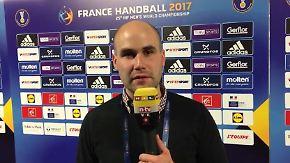 """Christian Klein zum WM-Aus der Handballer: Sigurdsson-Nachfolger """"wird es nicht einfach haben"""""""