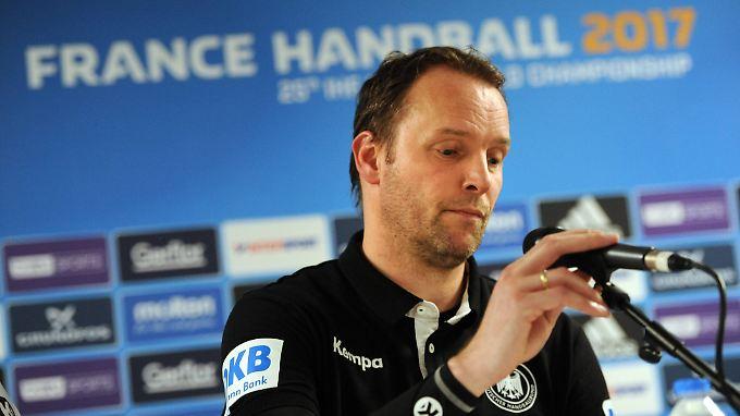 Bundestrainer Dagur Sigurdsson verlässt den DHB mit einer großen Enttäuschung.