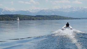 Konkurrenz durch Start-ups: Neue Ideen mischen Wassersportbranche auf