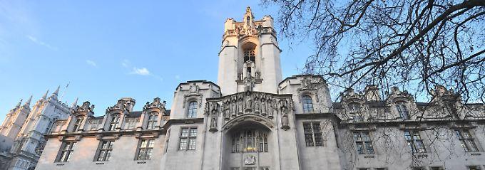 Entscheidung über Parlaments-Rechte: Parlament muss Brexit-Verfahren zustimmen
