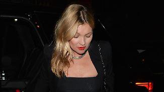 Promi-News des Tages: Berliner Türsteher weist Kate Moss ab