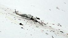 Bei dem Absturz eines Rettungshubschraubers in Mittelitalien gab es keine Überlebenden.