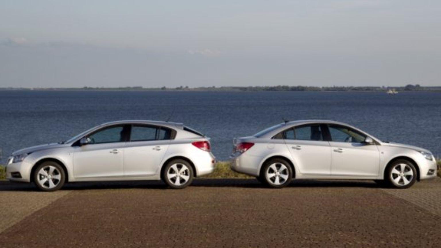 Im Alter ein Absteiger: Chevrolet Cruze wird ab zweiter HU ...   chevrolet cruze
