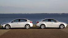 Im Alter ein Absteiger: Chevrolet Cruze wird ab zweiter HU zickig