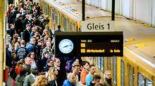 Die öffentlichen Verkehrsunternehmen müssen mehr investieren.