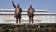 Überläufer warnt vor Staatskollaps: Steht Kim Jong Un vor dem Untergang?