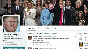 Untersuchungsankündigung per Twitter: Trump wittert Wahlbetrug bei US-Präsidentenwahl