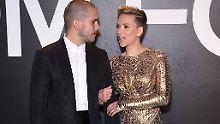 Dauriac kämpft um seine Tochter: Scarlett Johanssons Mann ist geschockt