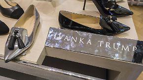 Vater Trump im Interessenkonflikt: Modefirma von Ivanka Trump lässt in China produzieren