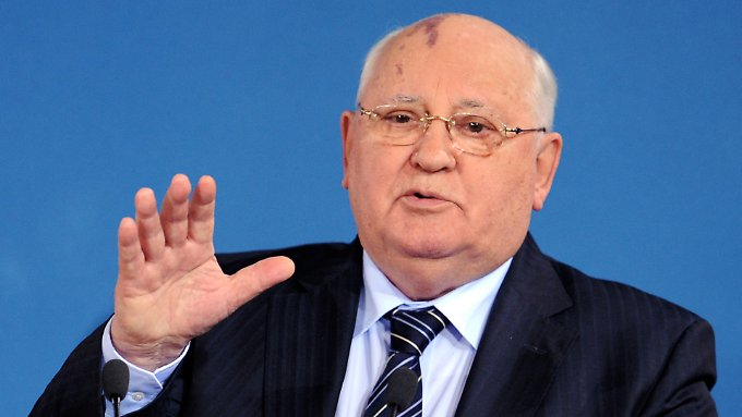 Michail Gorbatschow sieht vor allem Russland und die USA in der Pflicht.