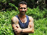 Hat sich die Dschungelkrone aufgesetzt: Marc Terenzi