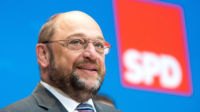 Martin Schulz soll für die Sozialdemokraten das Kanzleramt erobern.