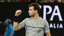 """Der Weg zum großen Tennis: """"Baby Federer"""" Dimitrov macht endlich Ernst"""