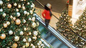 Schwacher Dezember: Umsätze im Einzelhandel sinken wider Erwarten
