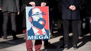 Aufwind in der Wählergunst: SPD profitiert vom Schulz-Effekt