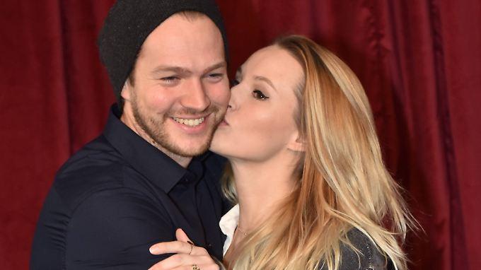 Dabei waren sie doch so ein schönes Paar: Anna Christiana Hofbauer und Marvin Albrecht.