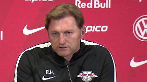 """Ohne Werner zum BVB: RB Leipzig will sich """"von nichts"""" beeindrucken lassen"""