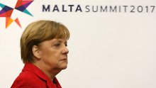 German Chancellor Angela Merkel attends the European Union leaders summit in Malta, February 3, 2017.     REUTERS/Darrin Zammit-Lupi
