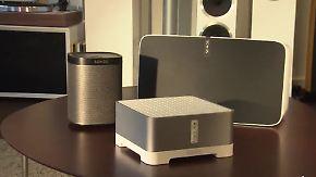 n-tv Ratgeber: Was WLAN-fähige Soundsysteme alles können