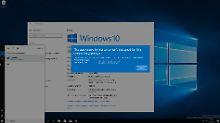 Abgespeckt und gratis?: Windows 10 kommt als Cloud-Version