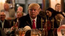 Donald Trump macht seine Wahlversprechen wahr. Das beunruhigt die Wall Street.