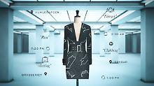 Des gläsernen Kunden neue Kleider: Digitaler Schneider kreiert Mode