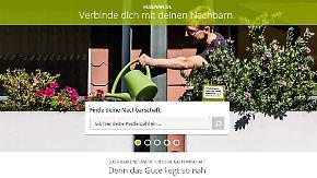 n-tv Ratgeber: So funktionieren Nachbarschaftsportale im Internet