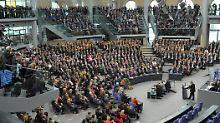 Bundesversammlung stimmt ab: So läuft die Wahl des Bundespräsidenten