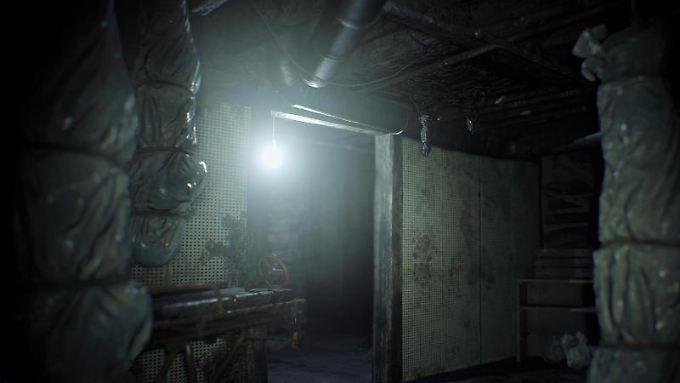 Nichts für Zartbesaitete: Resident Evil 7 ist erst ab 18 Jahren freigegeben.
